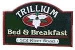 TRILLIUM BED & BREAKFAST Logo