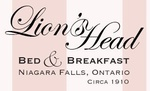 LION`S HEAD B&B Logo