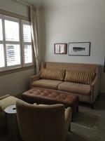 King Bedroom Sitting Area